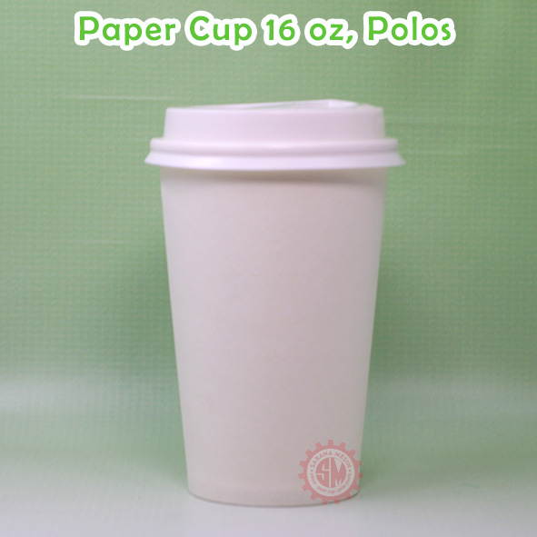 paper cup 16 oz polos