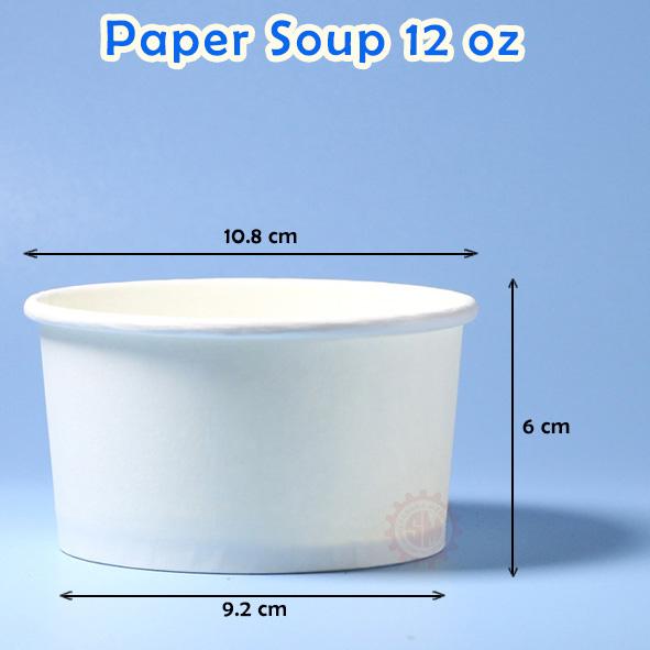 Distributor Paper Cup Grosir Paper Cup Paper Bowl Dan Paper Soup